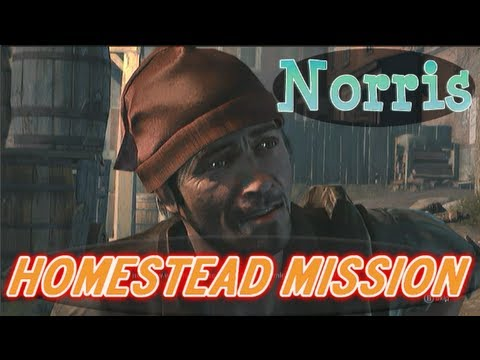 Brawler Chuck Norris Boston Homestead Discovery Citizen Mission Assassin's Creed 3 AC3 FurryMurry7