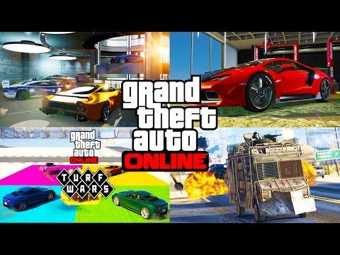 NEW GTA 5 IMPORT/EXPORT 55,000,000 DLC SHOWCASE!! GTA 5 IMPORT & EXPORT BUYING EVERYTHING!!