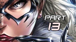 The Amazing Spider Man 2 Game Gameplay Walkthrough Part 13 - Black Cat Boss (Video Game)