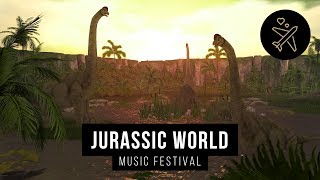 Jurassic World Music Festival 2018 | SECOND LIFE VIRTUAL