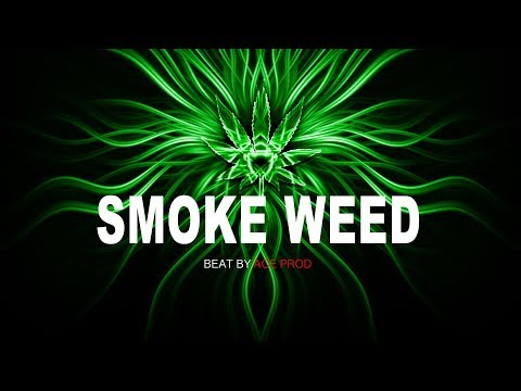 """SMOKE WEED"" Trap Beat Instrumental 