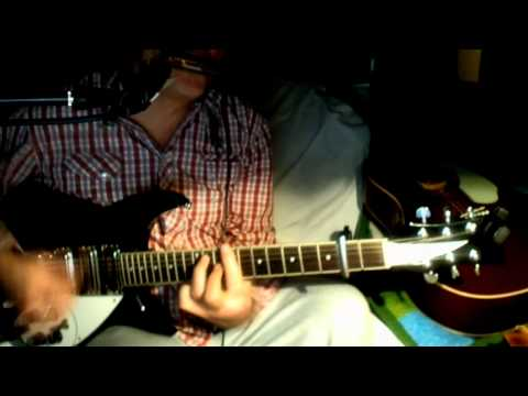 I Saw Her Standing There ~ The Beatles - Macca ~ Cover w/ Rickenfaker™ Gibson EB-0 & Bluesharp