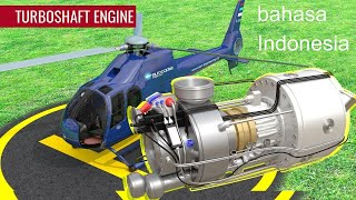 Fasih Mesin Helikopter | Turboshaft