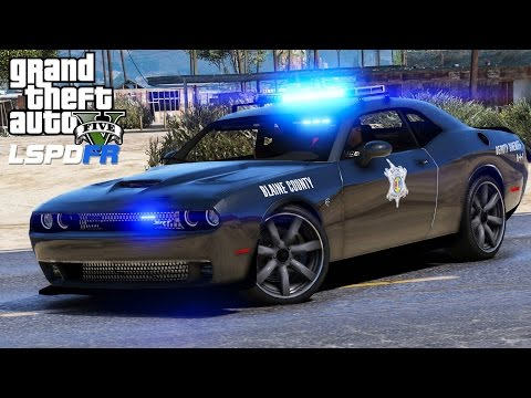 GTA 5 LSPDFR Police Mod 426 | Blaine County Sheriff Office | Richland County South Carolina Style