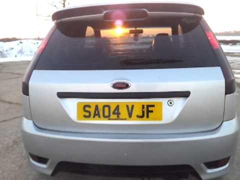My Ford Fiesta Zetec 1 4 St Replica Youtube
