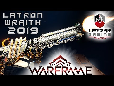 Latron Wraith Build 2019 (Guide) - The Red Donkey (Warframe Gameplay) thumbnail