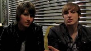 BIG TIME RUSH boys James & Kendall: Jordin Sparks, new music, girlfriends, TWILIGHT & more!