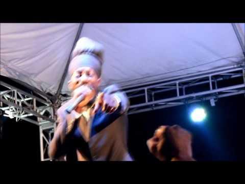 SIZZLA live @ ROCKABESSA HERBS AND MUSIC FESTIVAL - FEB 2017
