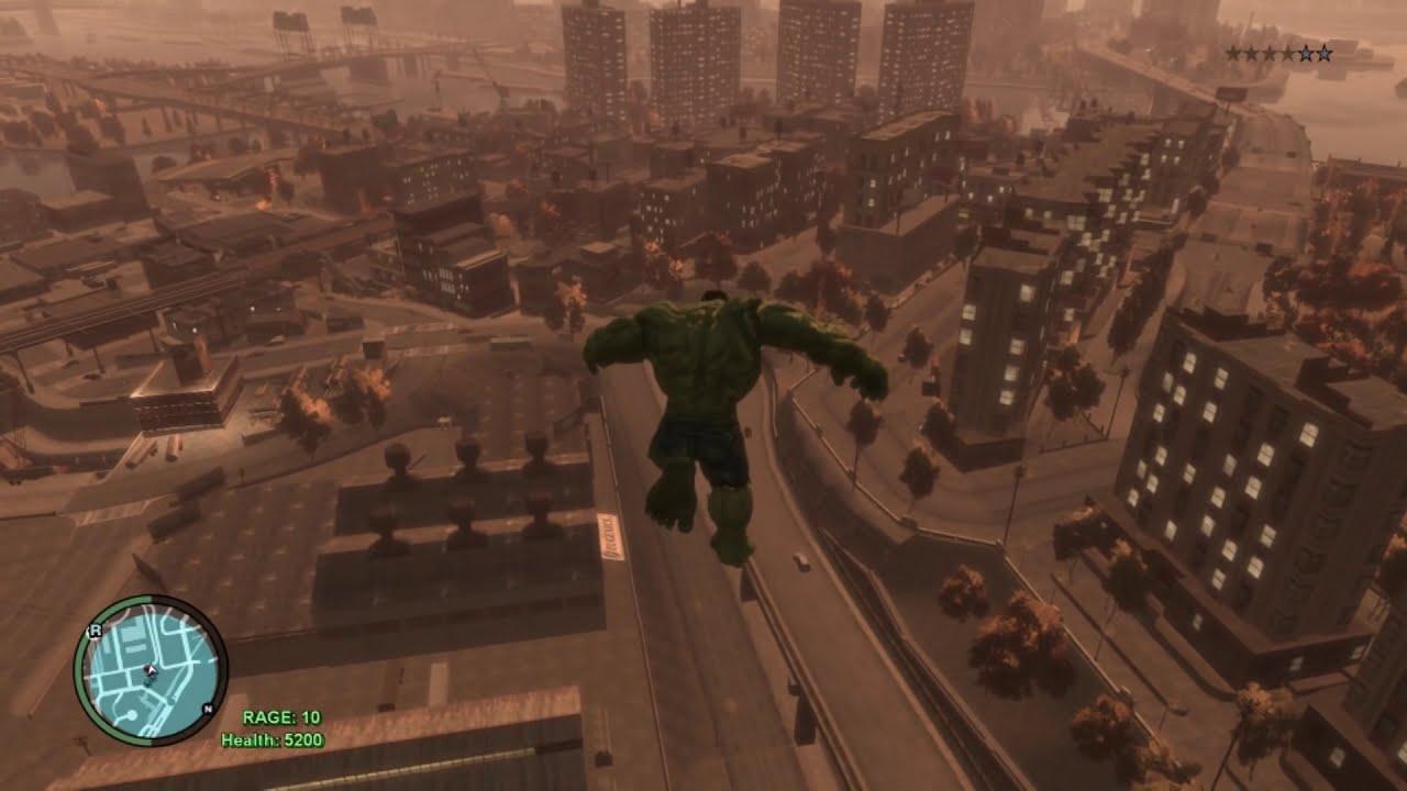 GTA IV 1070 How To MANUALLY Install Hulk Mod For GTA VOICE INSTRUCTIONS YouTube