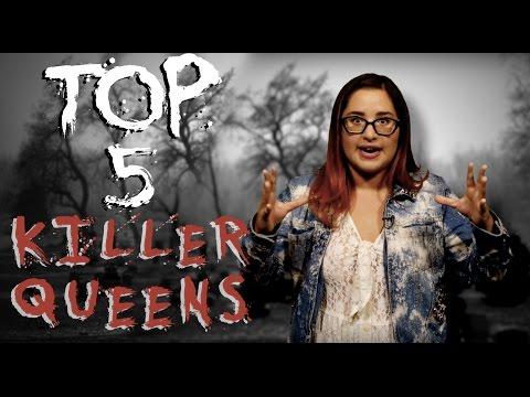 Top 5 Grossest Female Murderers // Dark 5 | Snarled