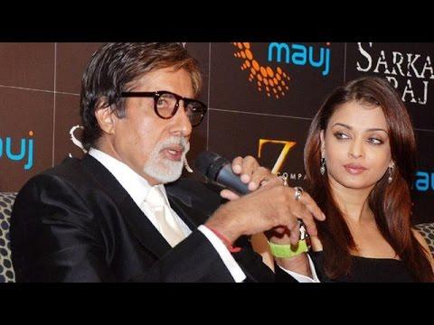 Aishwarya Rai Tengah Berduka, Ini Pesan Amitabh Bachchan