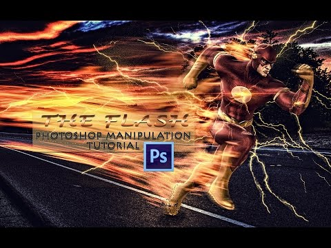 The Flash Photoshop Manipulation Tutorial | Creative Innovation