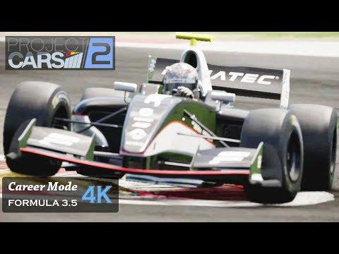 Project Cars 2 [4K] [Formula Renault 3.5] Career Mode #5 - Onboard - Algarve & Nurburgring