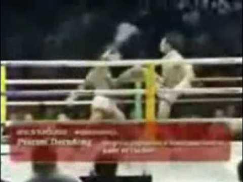 Video những đòn thế -kịch độc- của Muay Thai - Thể thao.flv