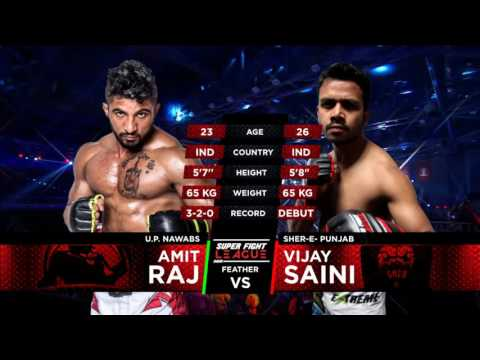 Ultimate Beatdown! Amit Raj v/s Vijay Saini | UP Nawabs v/s Sher-E-Punjab