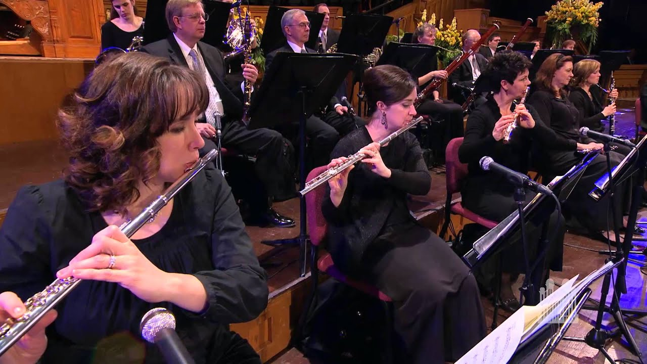 Alleluia Mormon Tabernacle Choir Youtube