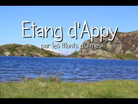 Randonnée ~ Etang d'Appy par les Monts-d'Olmes