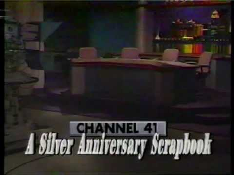 WDRBTV 1996: Channel 41 Silver Anniversary Scrapbook Part 2