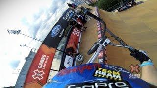 GoPro: Chad Kagy – BMX Vert Finals – Summer X Games 2013 Barcelona
