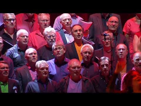 Koret benedictinerne - konsert i Grieghallen
