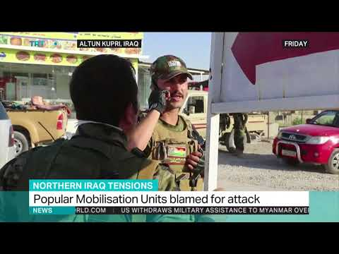 Iraqi government denies KRG claims of clashes near Rabia
