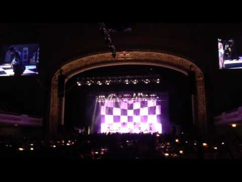 "Cheap Trick - ""the flame"" - Cleveland Public Hall 5/6/16"