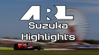 F1 2012 ARL League Race - Suzuka - Round 13
