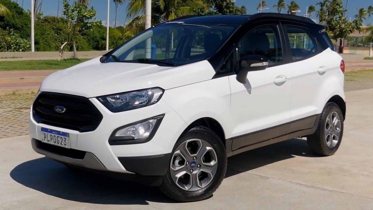 Ford Ecosport 2020 Freestyle Automático Preço Consumo E Comparativo Com T Cross