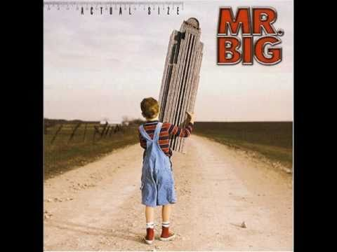 MR. BIG - Lost in America