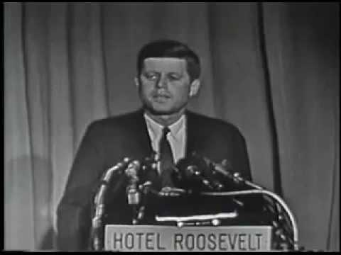 JFK RESPONDS TO HARRY TRUMAN'S CRITICISM (JULY 4, 1960)