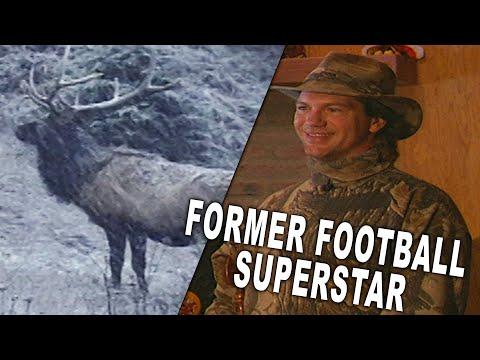 Bull Elk Pistol Hunt With Dallas Cowboy Jay Novacek!!
