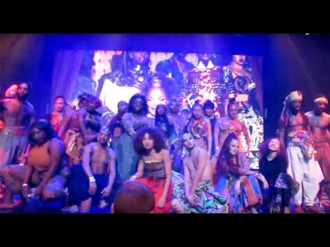 Janet Jackson: Made for Now Tribute - 2019 Choreographer's Carnival Ball