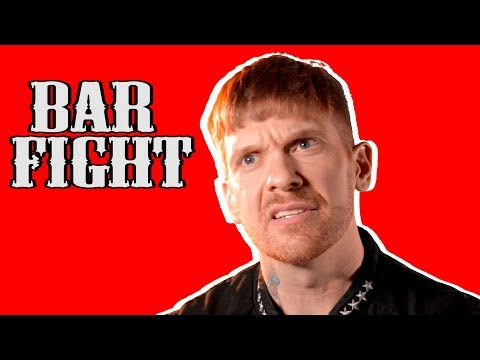 Shinedown: Their Big Barroom Brawl