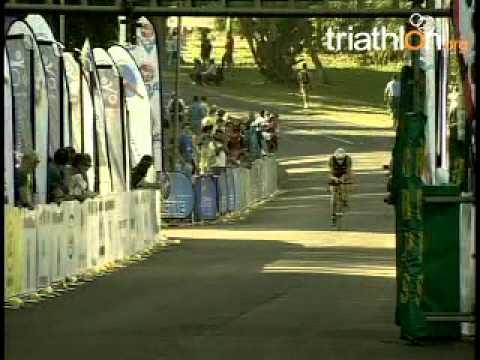 ITU - 2006 Richards Bay BG Triathlon World Cup - Elite Men