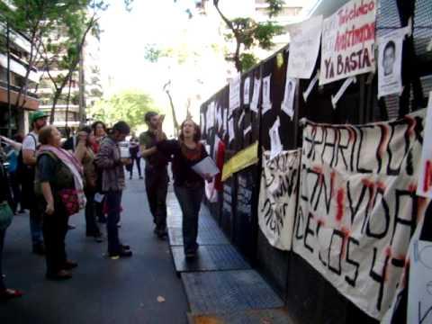 embajada de argentina en mexico: