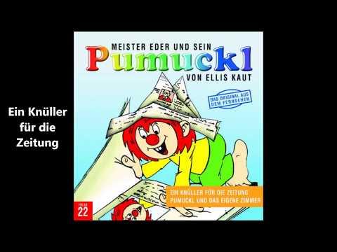 Ein Knüller für die Zeitung - Meister Eder und sein Pumuckl - Kinder Hörspiel CD MC Hörbuch