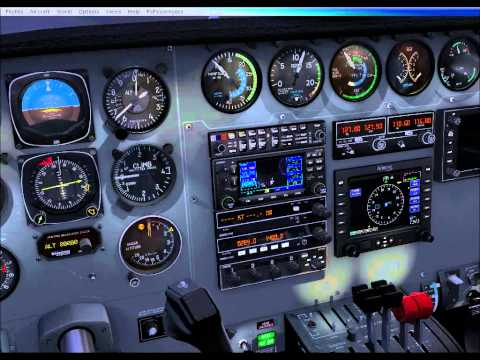 FSX Alabeo Cessna 404 Titan - First Look by Flight Simulated