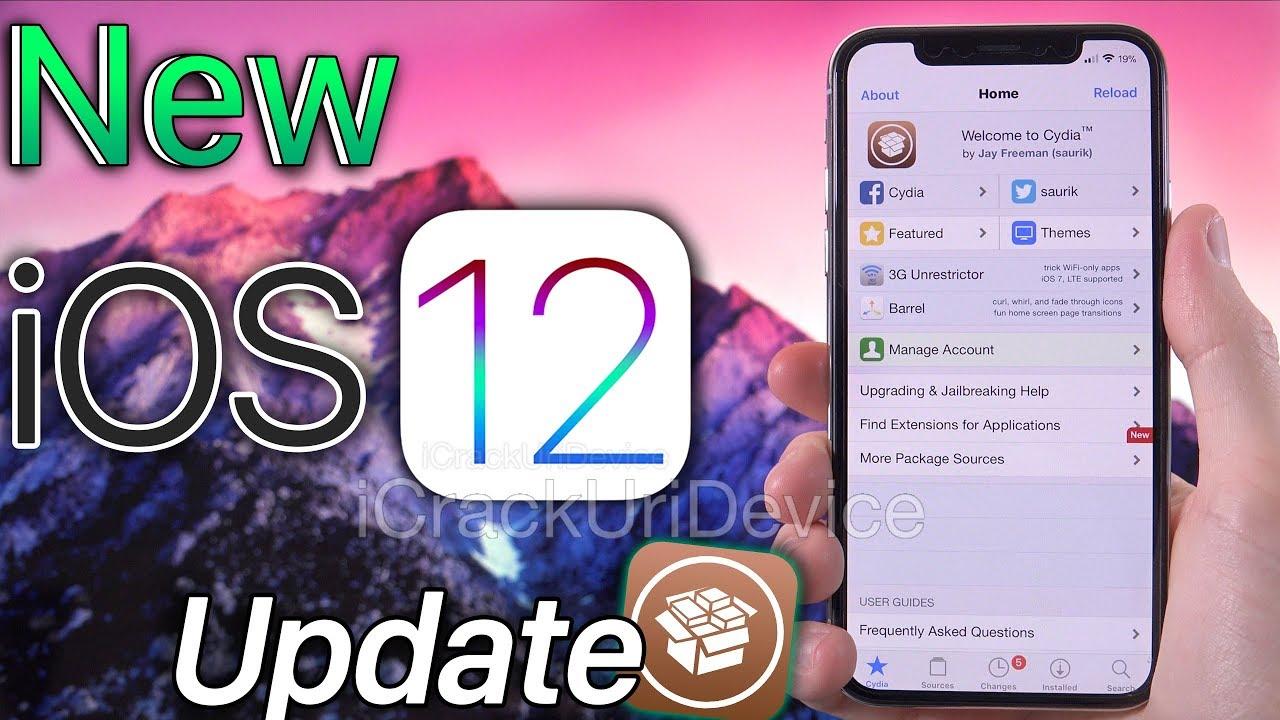 990e7660bd2 iOS 12 Jailbreak UPDATE! Release Timeframe & iOS 12.0 Released - YouTube
