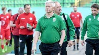 Олександр Чижевський: «Час покаже, хто вартий того, щоб грати в Прем'єр-лізі»