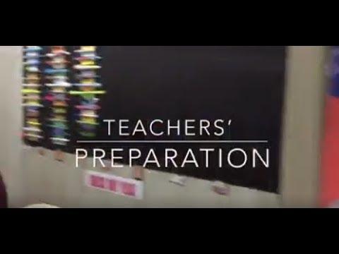 CIA Teachers' Quarterly TOEFL Exam