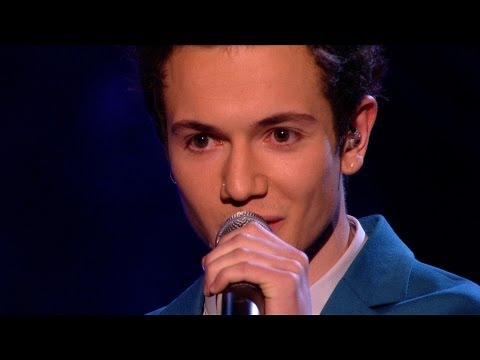 Aleks Josh performs 'Dream A Little Dream Of Me' - The Voice UK - Live Show 2 - BBC One