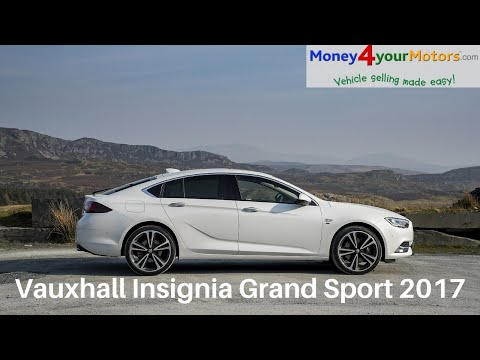 Vauxhall Insignia Grand Sport 2017 Review