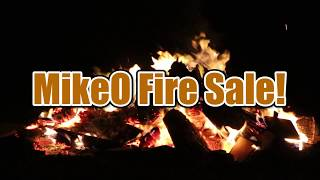 MikeO Fire Sale In Person! Featuring RayFromPhilly!