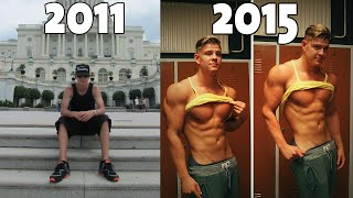 REALISTIC Body Transformation | 16-20 Yeąrs Old (Student Aesthetics)