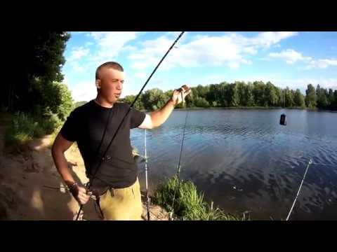Рыбалка во Владимирской области Букля - YouTube
