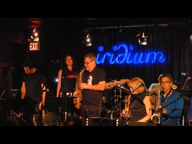 Ed Palermo Big Band 2014 08 29