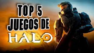 Los 5 Mejores Juegos de Halo I Fedelobo