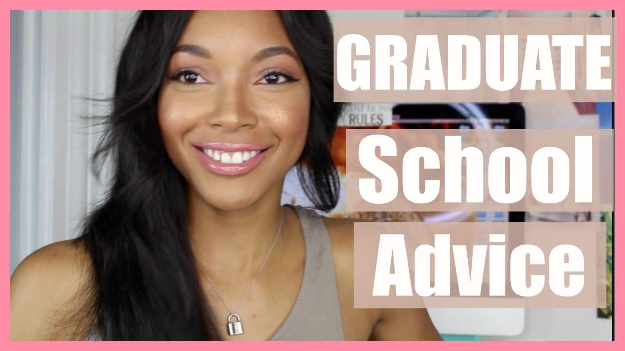 GRADUATE SCHOOL ADVICE| Brittany Daniel