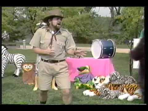 The Animal Band - Mobaly The Mail Monkey (WTCI PBS...