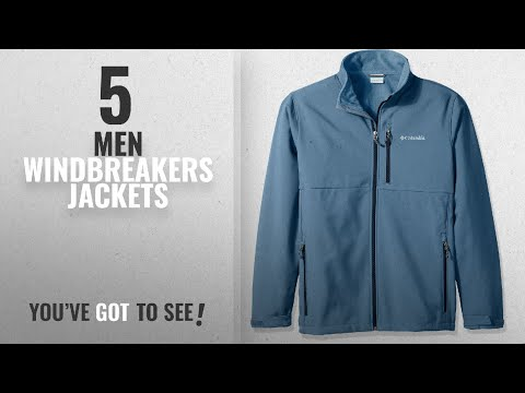 Columbia Windbreakers Jackets [ Winter 2018 ]: Columbia Men's Ascender Big and Softshell Jacket,